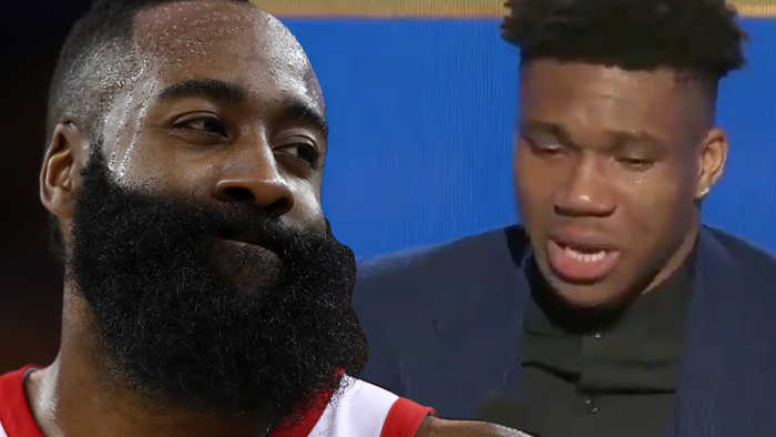 Rockets Get ROASTED For TACKY Tweet After James Harden LOSES To Giannis For NBA MVP