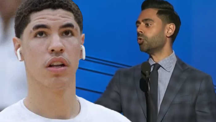 LaMelo Ball CLAPS BACK At Hasan Minaj After He Got ROASTED During The 2019 NBA Awards!