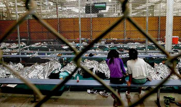 Migrant Children Removed From 'Appalling' Border Patrol Facility