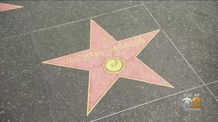 Fans Of Michael Jackson Gather For Anniversary Of His Death