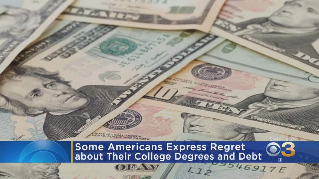 Two-Thirds Of Working Americans Say They Have Regrets About Their College Degrees