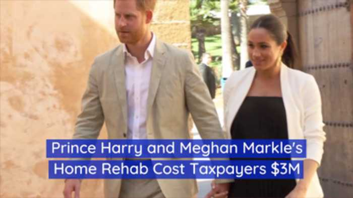 The People Pay For Royal Home Renovations
