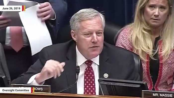 Mark Meadows During Hearing: 'It's My Time, Tlaib'