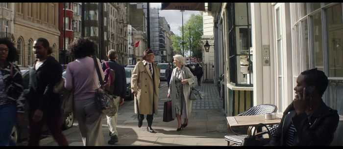 THE GOOD LIAR Movie - Ian McKellen, Helen Mirren