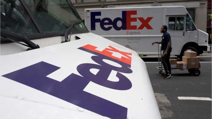FedEx sues feds over export regulations