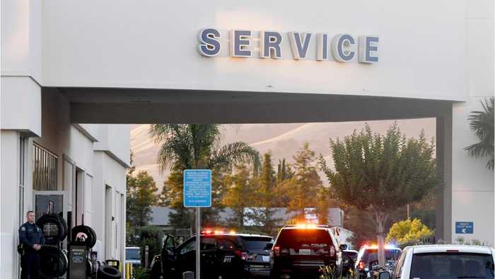 California: Fired worker kills 2 at Ford dealership