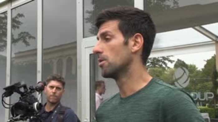 Djokovic surprised by Federer seeding