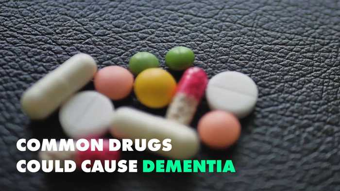 Do anticholinergic drugs increase your chances of dementia?