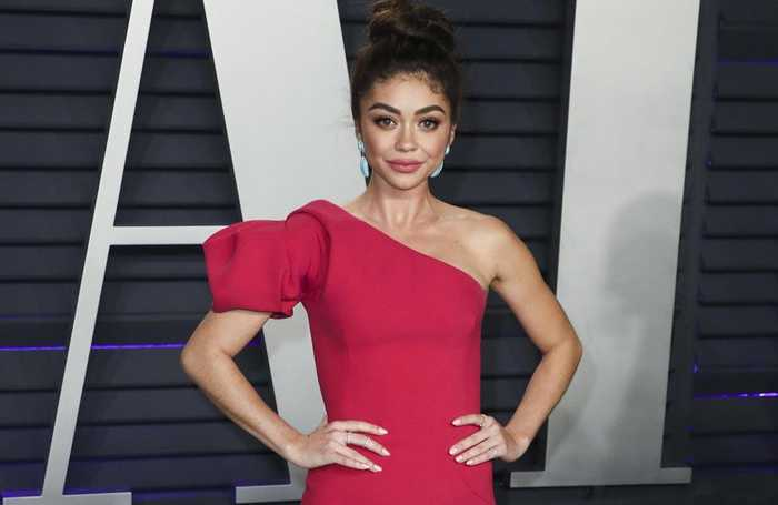 Sarah Hyland hospitalised for 'choking' sensation
