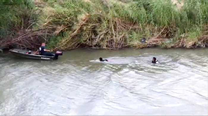 Photo of drowned father and daughter on US-Mexico border highlights migrants' perils