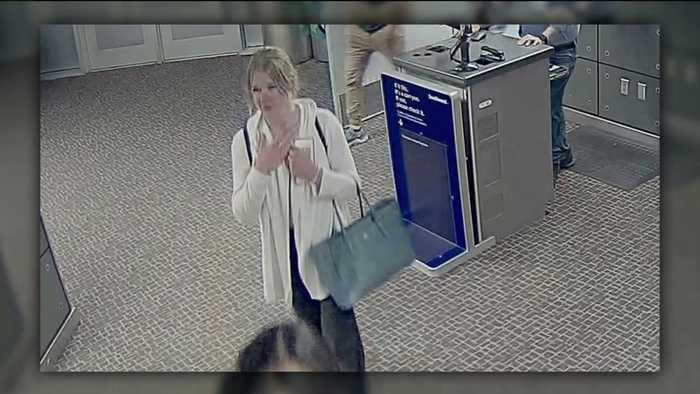 Police Release Airport Footage of MacKenzie Lueck Before Her Disappearance