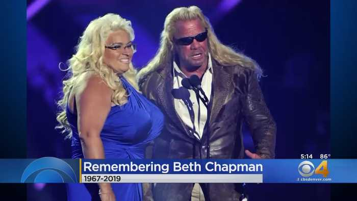 Community Mourns Passing Of Beth Chapman