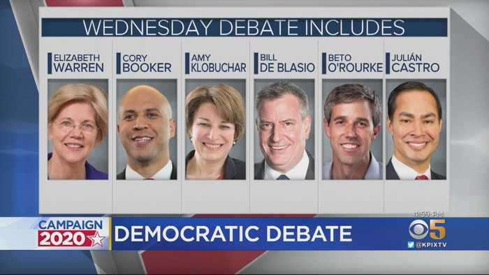 First Of Two Democratic Presidential Debates Set To Be Held In Miami