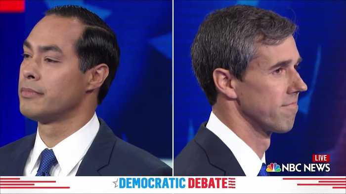 Castro and O'Rourke square off on illegal immigration