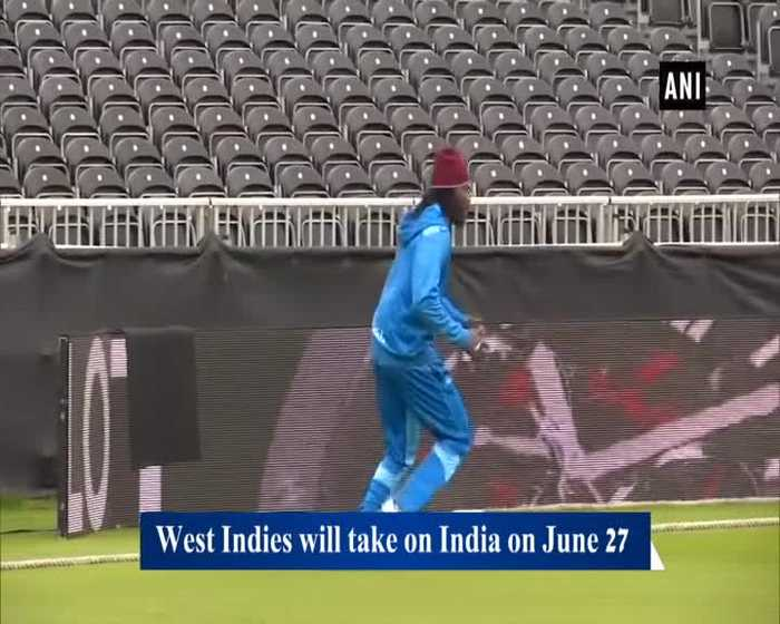It is going to be a challenge' says Chris Gayle on clash with India