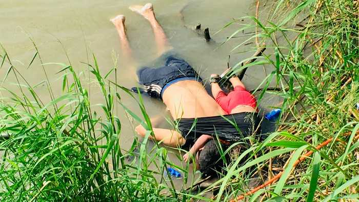 Rio Grande deaths: Tragic photo of migrant father, daughter sparks worldwide outrage