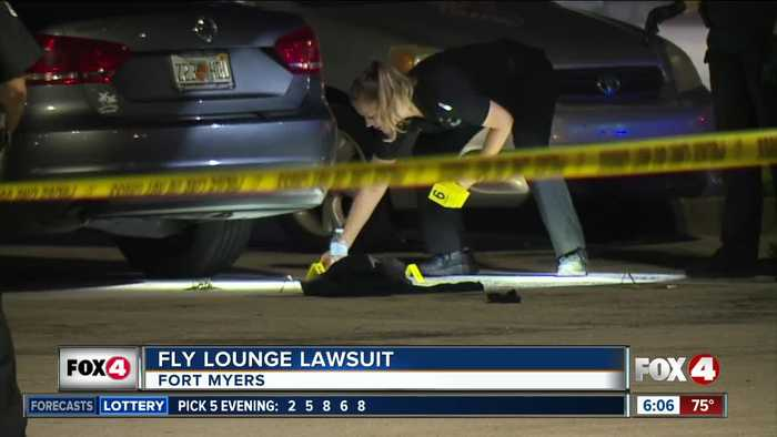 Victim of shooting suing Fly Lounge