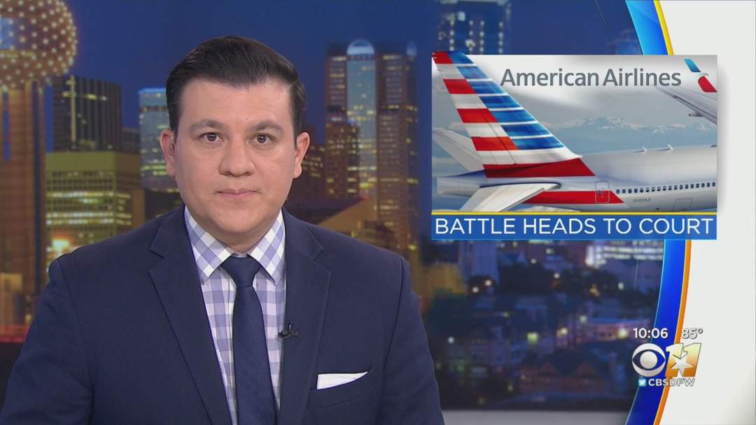 American Airlines And Mechanics Head To Federal Court