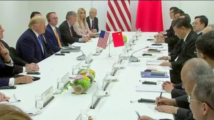 The US and China set to resume trade talks