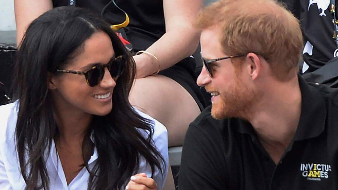 How The Coolest Royal Couple Around May Break Tradition In Baby Archie's Christening