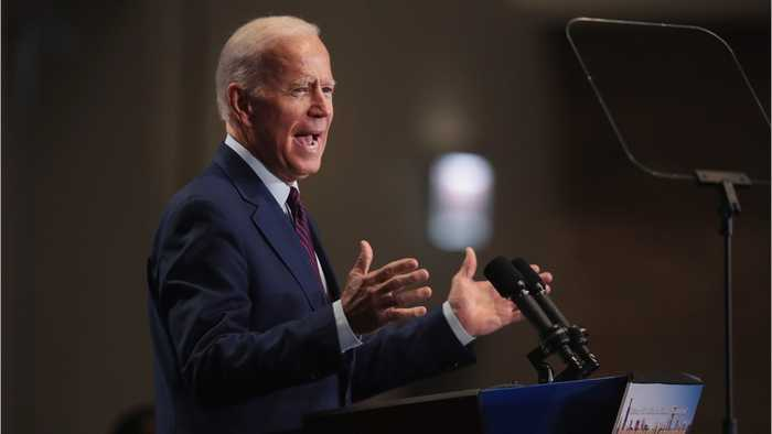 Despite Gaffes, Biden Still In The Lead