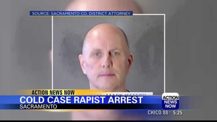 Suspect in Sacramento cold case rapes arrested