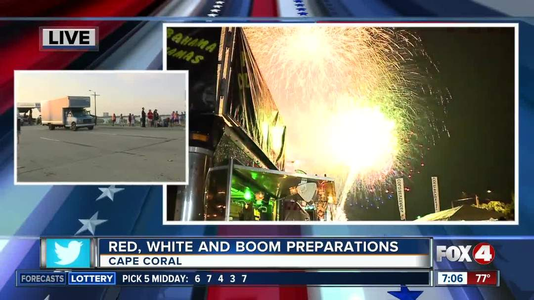Big crowds expected at Red White and Boom in Cape Coral