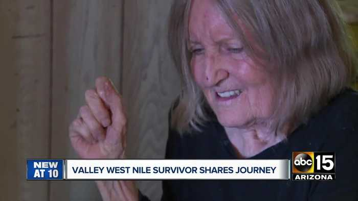 West Nile survivor shares journey