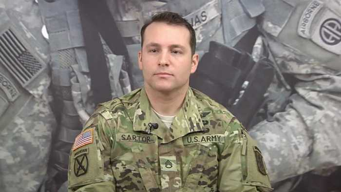 Pentagon Identifies U.S. Service Member Killed In Afghanistan
