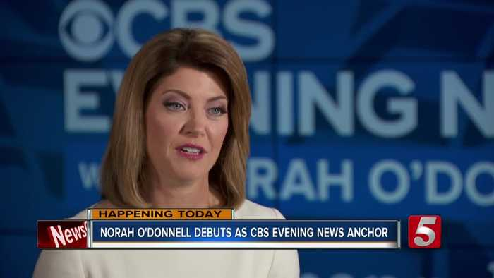 8AM ANCHORING - One News Page [US] VIDEO