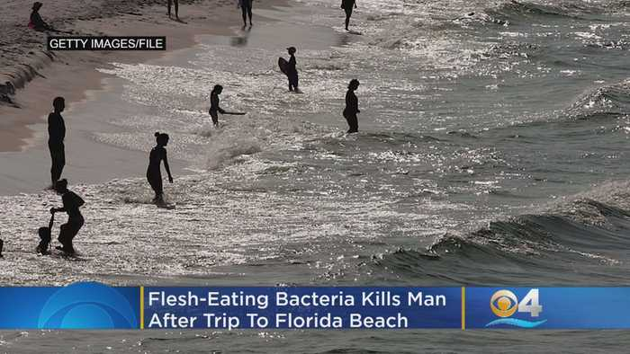 Flesh-Eating Bacteria Kills Man After Trip To Florida Beach