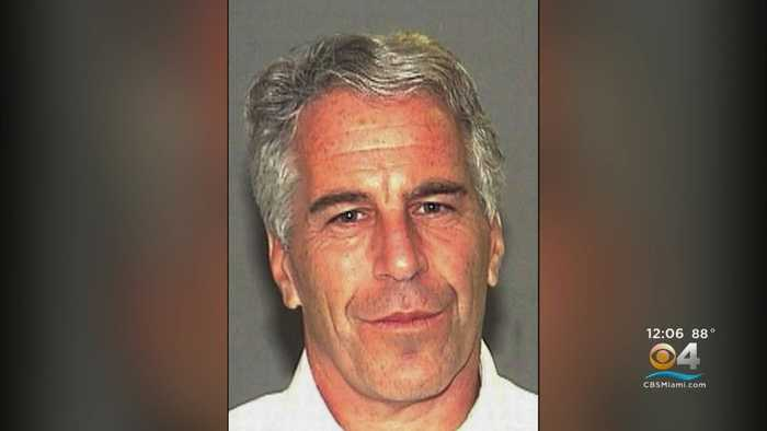 Ruling To Decide If Wealthy Financier Jeffrey Epstein Gets Bail Set For Thursday