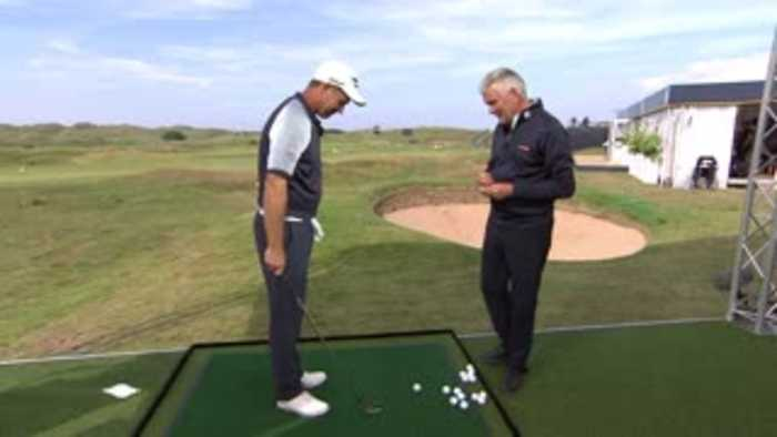 Harrington's links masterclass