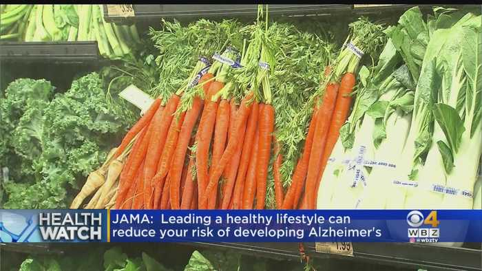 HealthWatch: Healthy Lifestyle Could Reduce Alzheimer's Risk; Studying Premature Babies Later In Life