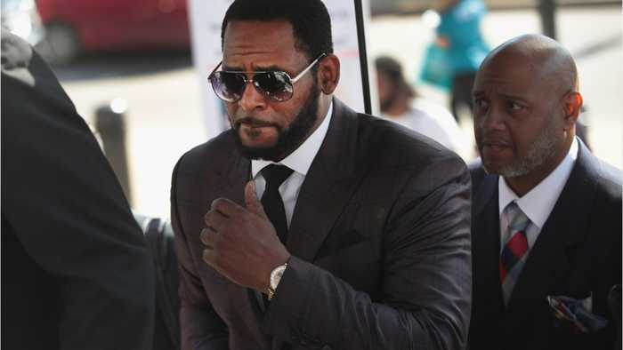 R. Kelly Faces Bail Hearing