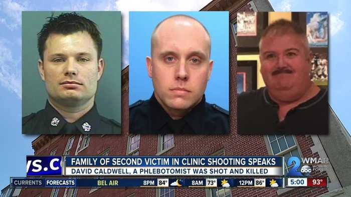 Family of second victim in clinic shooting speaks