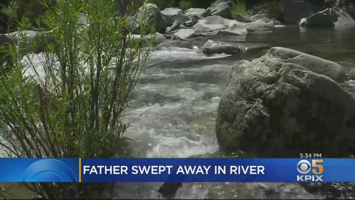 Officials Warn Of Danger At South Yuba River After Father Gets Swept Away