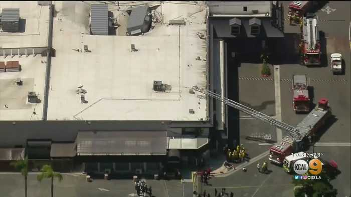 Lucky Lady Casino In Gardena Remains Closed After Roof Collapses
