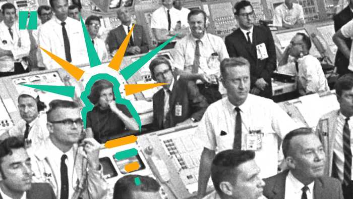 The Lone Woman Launching Apollo 11 Tells Her Story
