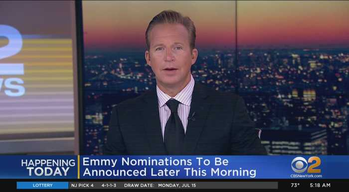 Emmy Nominations To Be Announced Today