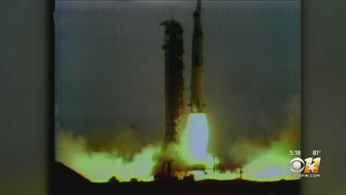 Apollo 11 Mission Launched 50 Years Ago Today
