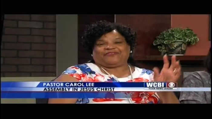 Sunrise Guests 7/16/19 - Young People's Crusade 2019