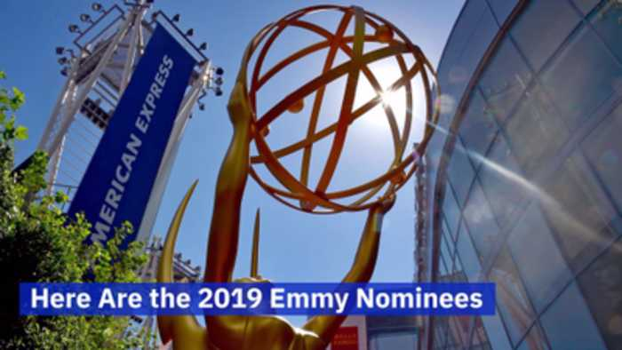 The Nominees For The 2019 Emmy Awards Are