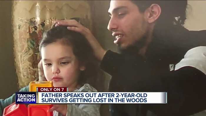 Father speaks out after 2-year-old daughter missing for more than 24 hours in Oscoda County