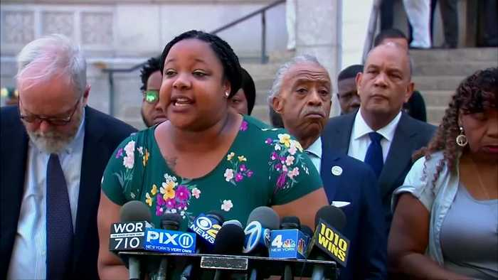 """""""Today, we can't breathe"""": Eric Garner's mother"""