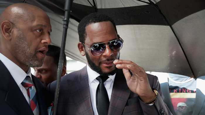 R. Kelly Held In Chicago Jail Without Bond On Sex Crime Charges