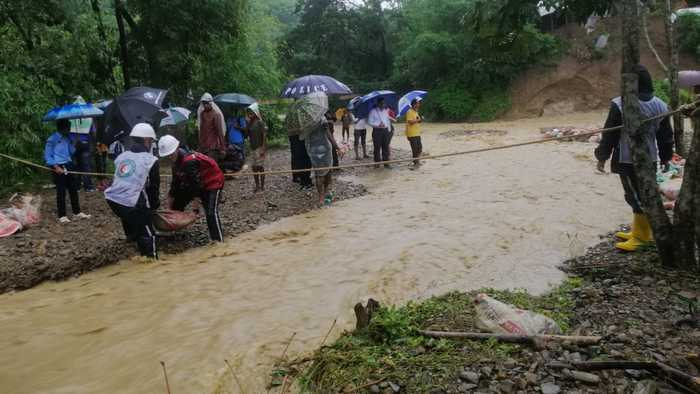 Monsoon Flooding, Landslides Kill Over 100 In South Asia