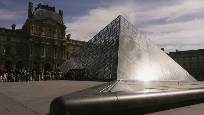 The Louvre Is Covering Up Signs That Mention Purdue Pharma Founders