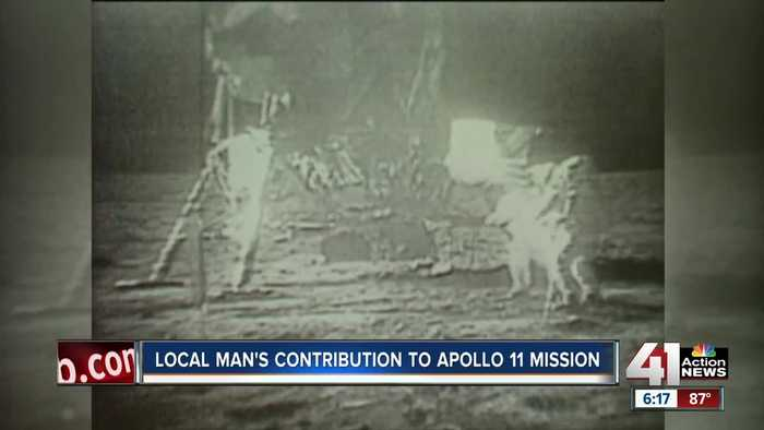 KC man reflects on contribution to Apollo 11 moon mission