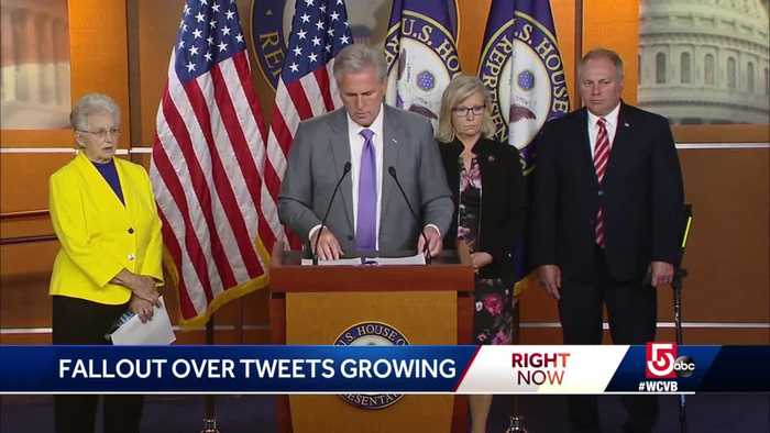 Fallout over Tweets growing
